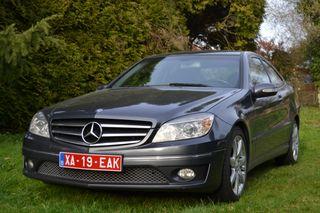 Mercedes-Benz Clase C 220 SPORTCOUPE CDI 2005