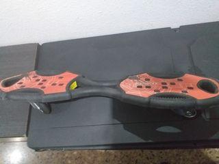 Waveboard, skate de dos ruedas