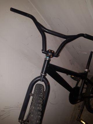Cuadro de Bicicleta BMX