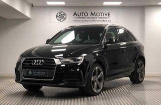 Audi Q3 QUATTRO S-TRONIC SLINE