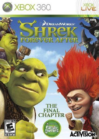 Shrek felices para siempre el videojuego