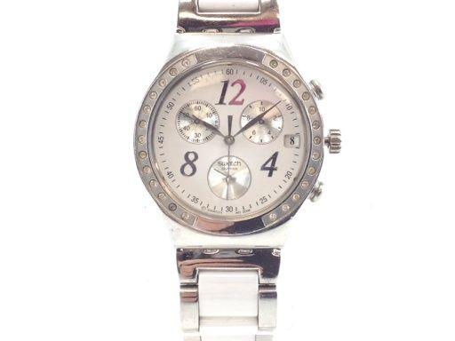 73277cdb7c38 Reloj pulsera señora swatch irony de segunda mano por 42 € en Madrid ...