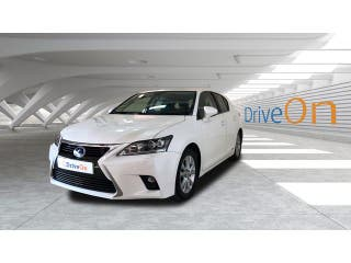 Lexus CT 200h Luxury 100 kW (136 CV)