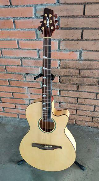 Guitarra Acústica. Electroacústica