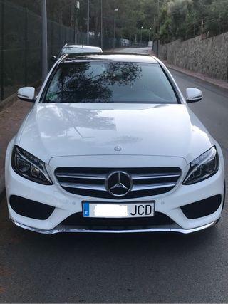 Mercedes-Benz Clase C Amg 2015