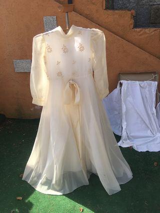 Precio tintoreria vestido comunion