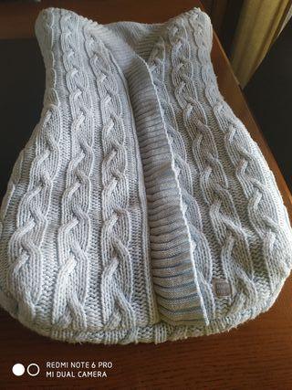 Saco bebe de lana