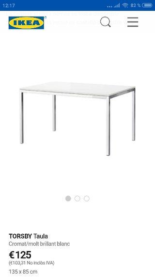 MESA TORSBY IKEA