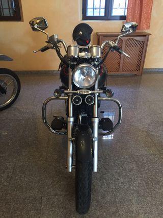 Moto 125 DAELIM