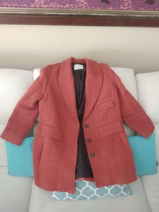por color chaqueta de mano 4 Mango segunda de Abrigo teja 8kXN0nPwO