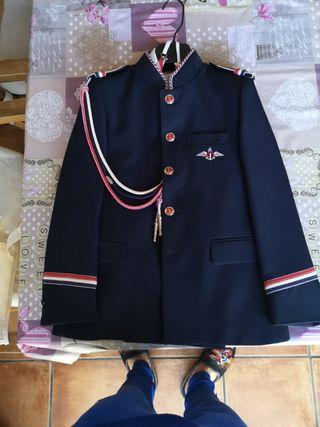 traje comunión niño admirante