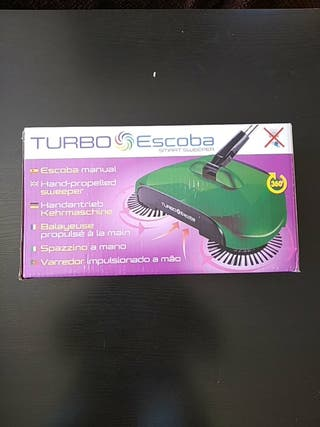 Turbo escoba