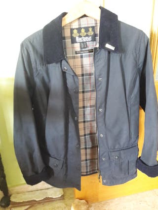Barbour mujer talla 36