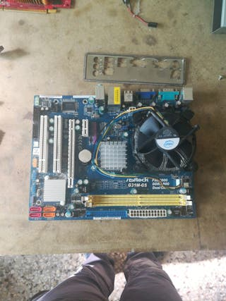 placa base asrock