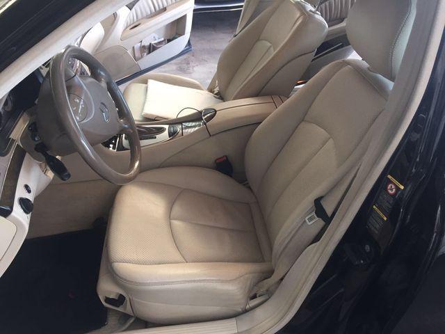 Mercedes-Benz E 2005, 8/5/2019 cambié 4 ruedas