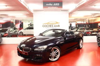 BMW 640d Mpack Xdrive Serie 6 Cabrio