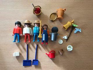 Playmobil lote piezas casa victoriana