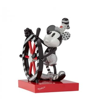 Figura romero Britto Mickey Mouse