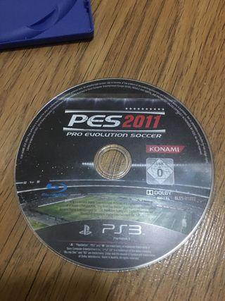 VIDEOJUEGO DE FÚTBOL PS3
