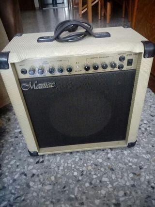 Amplificador Maniac