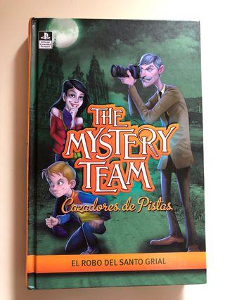 The mystery team. Cazadores de pistas
