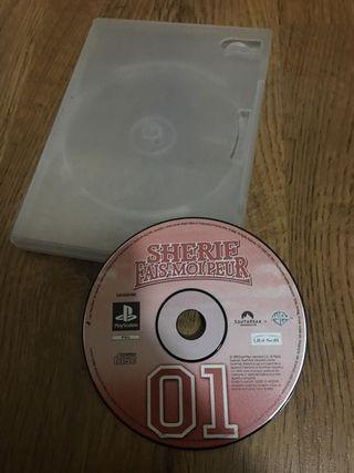 VIDEOJUEGO PS1 SIN CAJA SHERIFF FAIS MOI PEUR