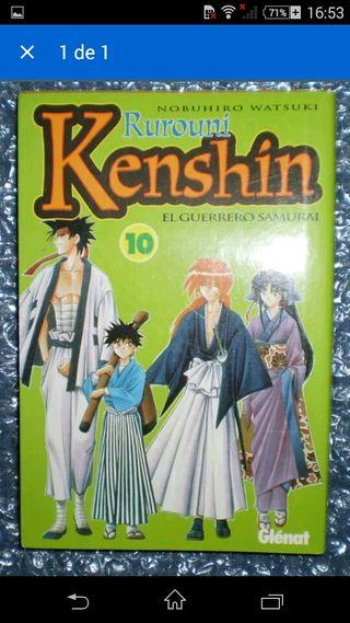 Rurouni Kenshin Tomos 10 al 14 y 16 Nuevo Glenat
