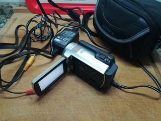 cámara filmador a sony