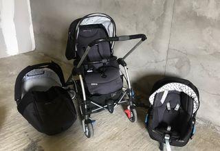 Trio bebe confort streety con complementos