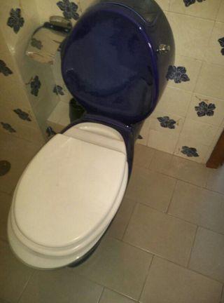 wc antiguo vintage