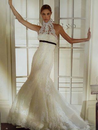 vestido novia , pronovias de segunda mano por 800 € en lloret de mar