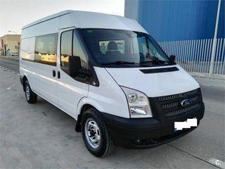 Ford Transit 350L 125 cv 6 plazas
