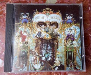 MICHAEL JACKSON - Dangerous. cd