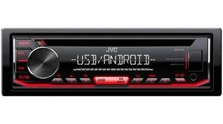 Radio cd usb jvc