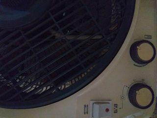 ventilador y caefactor taurus