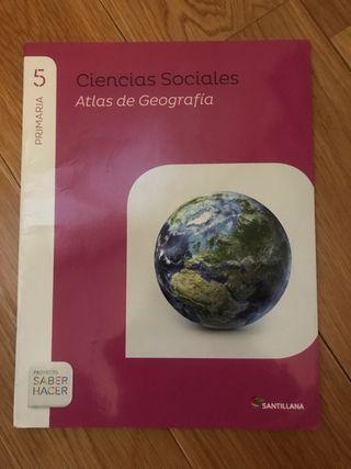 Libro ciencias sociales 5 primaria santillana