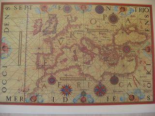 Portulano Siglo XVI. Edición numerada