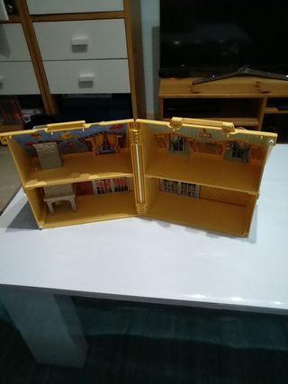 casita playmobil