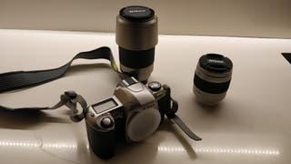 Nikon F65 Analógica