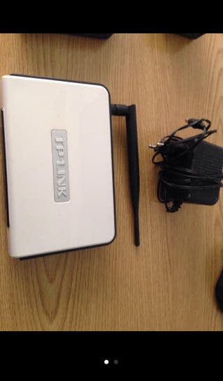 Router TP Link TL WE542G