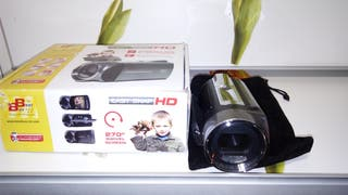 CAMARA VIDEO HD + TARJETA 2GB