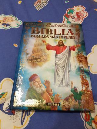 Biblia para los mas Jóvenes