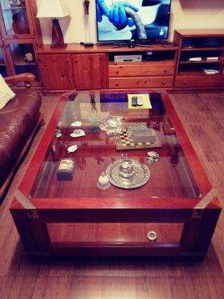 mesa centro grande Almazan