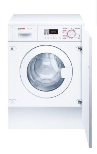 Lavadora secadora BOSCH integrable - NUEVA