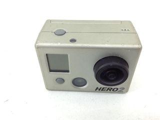 Camara ultracompacta gopro hero2