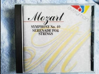 CD Disco Mozart