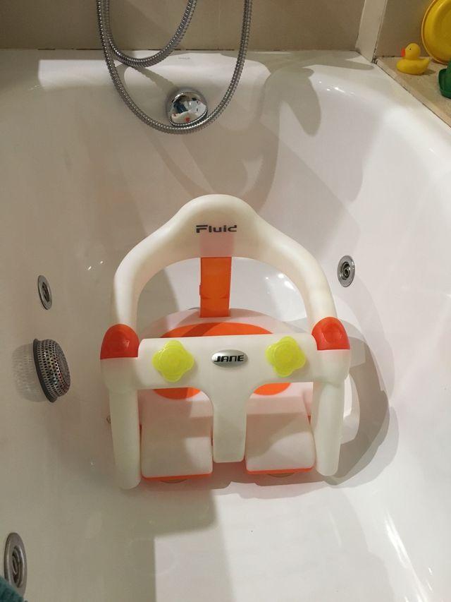 Silla bañera para bebé