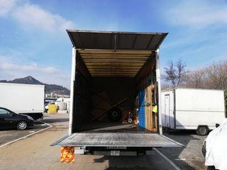 camion plataforma