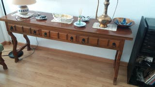 Comedor mueble castellano