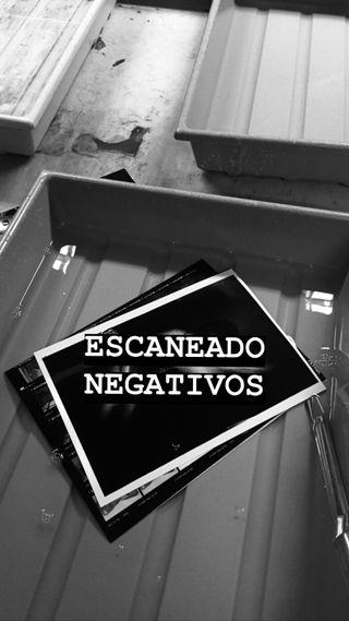Escaneado Negativos